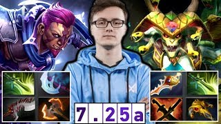 MIRACLE Signature Antimage vs DREAM Rapier Medusa 7.25 Dota 2
