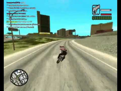 Gta San Andreas Multiplayer: Protect The President epic car park image at car games rpm