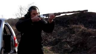 Hatsan Optima single barrel shotgun