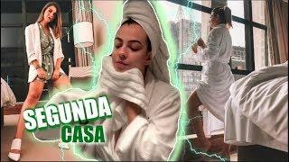 MINHA ROTINA nos HOTEIS EM SÃO PAULO!!!