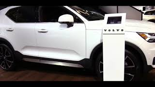 2019 Volvo XC40 | Exterior and Interior Walkaround & First Look | Montreal Auto Show