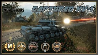 World of Tanks // Captured KV-1 // Ace Tanker // Devastator // Xbox One