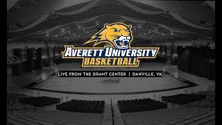 Averett men's basketball vs. Berea