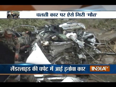 Accident in Badrinath Highway, one woman dead