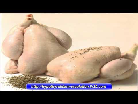 Hypothyroidism Foods