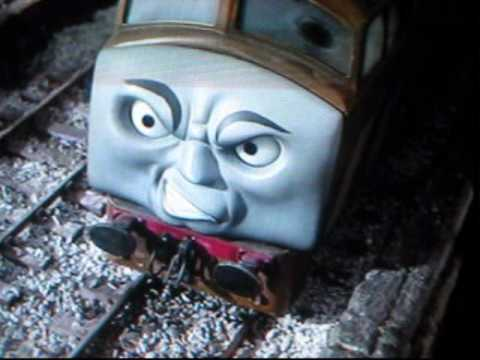 Thomas &amp; Friends (with Cars) Snow White Parody 04.wmv