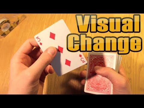 Visual Card Change Tutorial