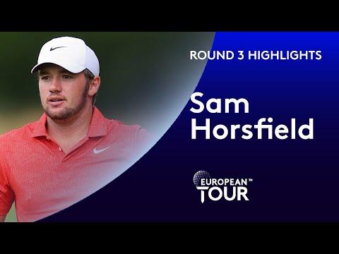 Sam Horsfield cards third round 71   Hero Open