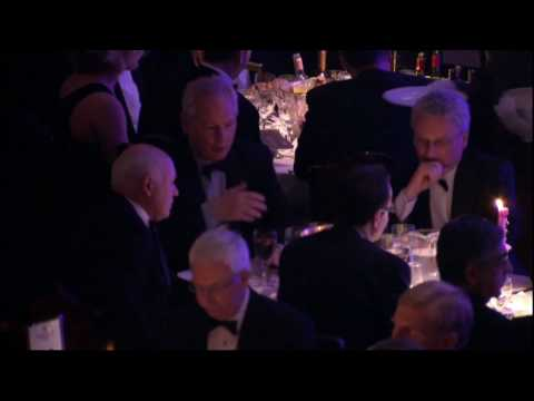 George Osborne's candid tax display at CBI dinner