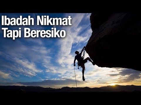Ibadah Nikmat Tapi Beresiko - Ustadz Abdullah Zaen, Lc. MA