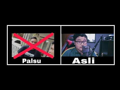 INI BARU WAJAH ASLI BANG ZENMATHO !!!