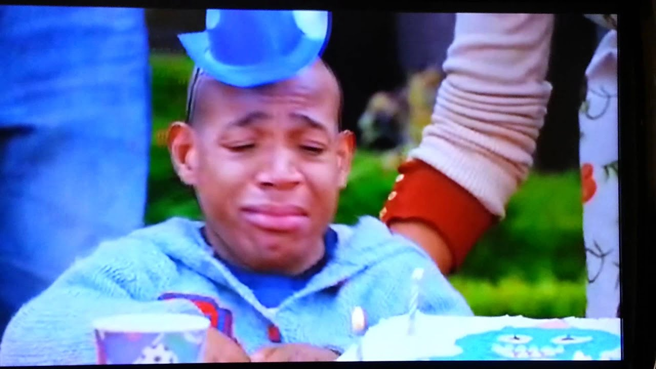 They Trying To Make Little Man Cry - YouTube