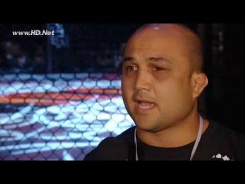 BJ Penn on Diaz v. GSP, Retirement- INSIDE MMA Exclusive
