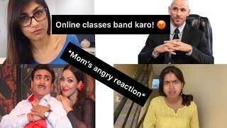 Online Classes Band Karo. Hein nai toh. 😏 ft. Mia Khalifa || Saloniyaapa