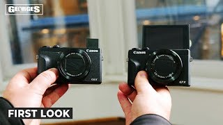 Canon G7XIII and G5XII First Impressions