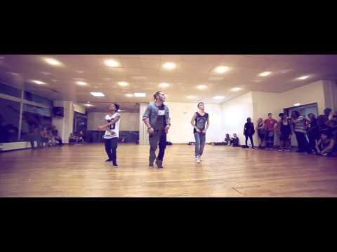 Guillaume Lorentz - Hip Hop Class - Chris Brown (x) - New 2014 video