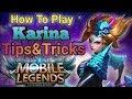 The Best Assasin KARINA Mobile Legend Triple Kill Quadra Kill PENTA KILL mp3