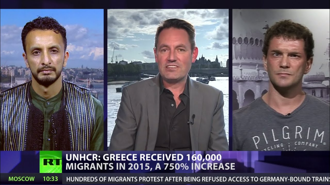 CrossTalk: Western-made Migrant Crisis