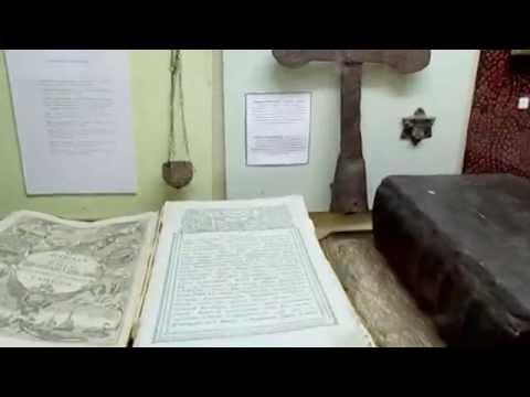 Андреапольский районный краеведческий музей. Часть 1