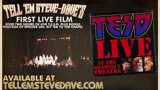 Tell 'Em Steve Dave: Live at the Gramercy Theatre Trailer
