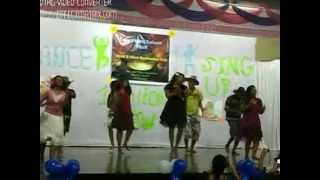 Maria pitache dance performance by St.Joseph's Vikhroli church youths