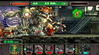 Metal slug defense. WIFI!  TAKUMA & TALL BOSS  Deck!!! (1.32.0 ver)