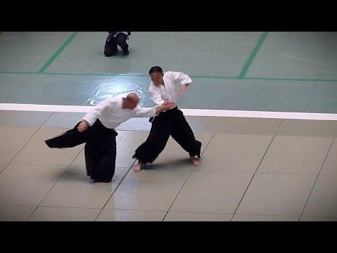Aikido - Yokota Yoshiaki Shihan - 51st All Japan Aikido Demonstration 2013