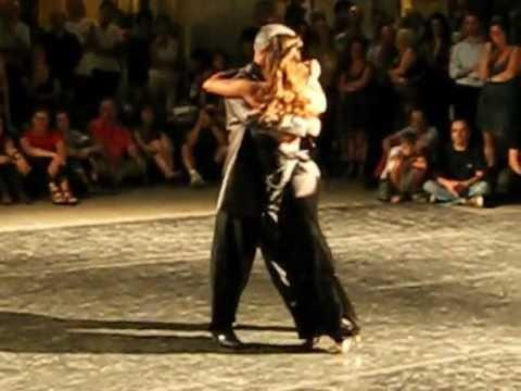 Roberto Reis y Natalia Lavandeira - VICENZA - Tango - Lug12 - Secondo
