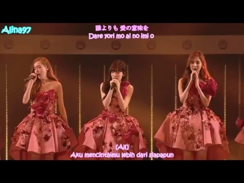 [INDO SUB KPOP] Girls Generation (SNSD) All My Love Is For You 3rd Japan Tour