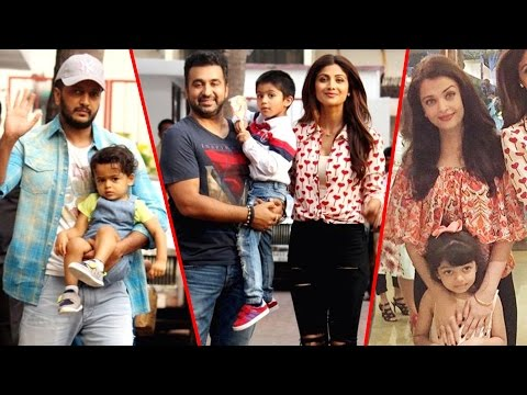 Shilpa Shetty's Son Viaan's BIRTHDAY PARTY | Aishwarya Rai, Ritesh Deshmukh