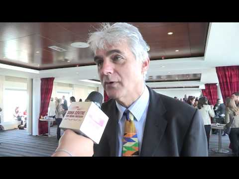 Junior Reporter Interview Mr.Guy Berger UNESCO World Press Freedom Day 2014