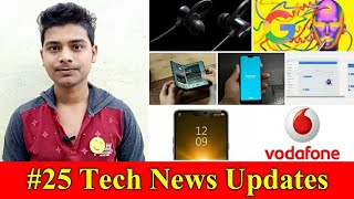 Tech News Updates #25: Google Technology,Mi Football fest, Oppo Find X,One plus earphone, Sms for PC