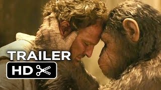 Dawn Of The Planet Of The Apes Official Trailer #2 (2014) - Gary Oldman, Keri Russell Movie HD