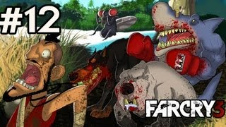 Far Cry 3 Campaign Walkthrough w/ Nova Ep.12 - ON TOP OF THE MOUNTAIN