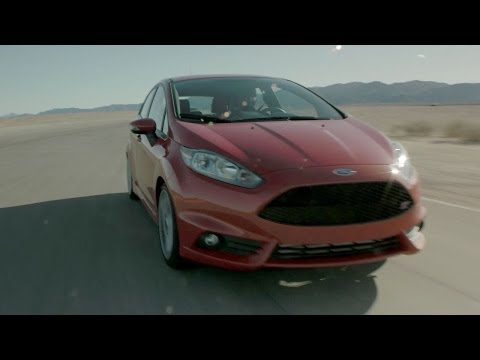 2014 Ford Fiesta ST Review - TEST/DRIVE