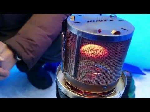 Kovea alpine pot wide зимние и сравнительные тесты и еще