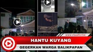Viral! Warga Sekitar Geger, Hantu Kuyang Muncul di Rumah Warga Margomulyo, Balikpapan