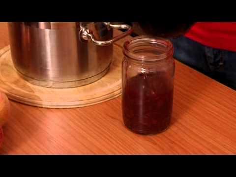 Zavařeniny - zavařování bez cukru a chemie