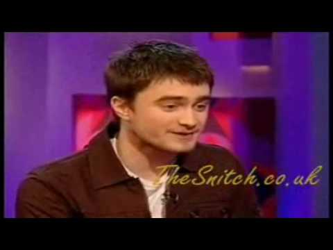 Daniel Radcliffe interview (about sex etc...) - Part One