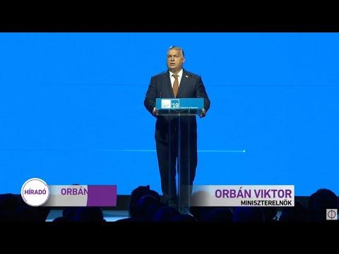 Orbán Viktor: Nálunk a jövőt nemcsak meg tudják tervezni, hanem meg is tudják valósítani