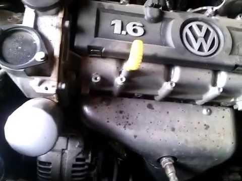 Пуск холодного двигателя