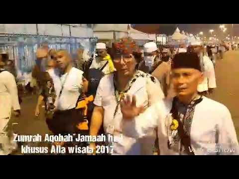 Foto promo umroh alia wisata 2017