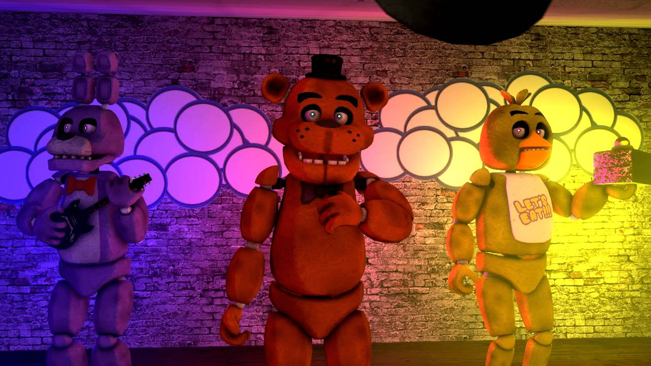 Sfm the living tombstone five nights at freddy s youtube