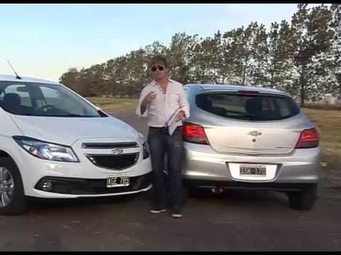 Chevrolet Onix y Prisma - Test - Matías Antico