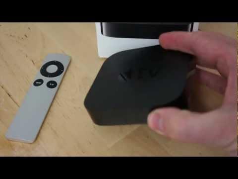 Présentation: Apple TV 1080p