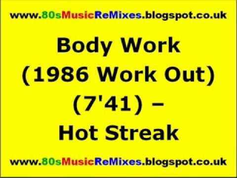 Body Work (1986 Work Out) - Hot Streak | Timmy Regisford | 80s Dance Music | 80s Club Mixes