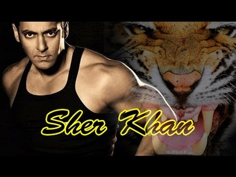Salman Khans Sher Khan To Release On EID 2013 !