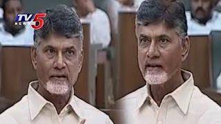 CM Chandrababu Speech In AP Assembly | RTA Office Incident