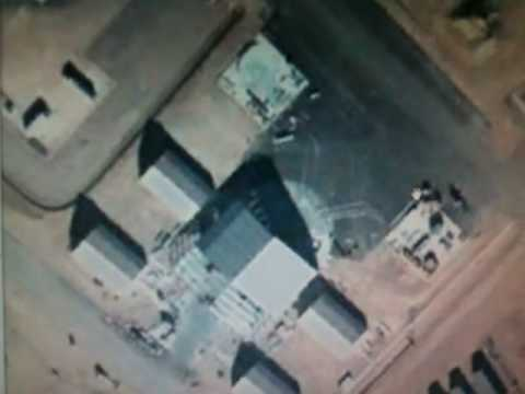 How to find 3 UFOs at Area 51 using Google Earth Map, UFO Sighting of 2010.
