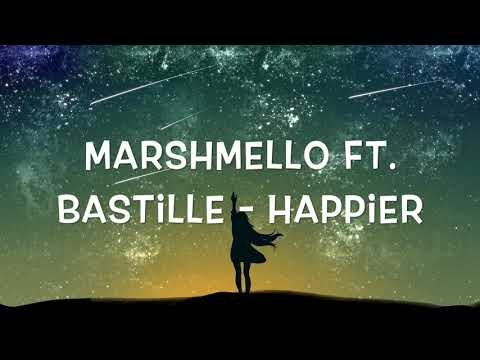 Marshmello, Bastille - Happier (1 Hour)